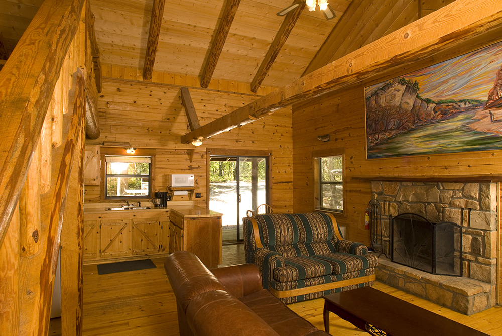 Buffalo River Cabins 1