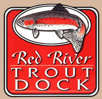 Red River Trout Dock Heber Springs
