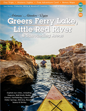2016 Arkansas Adventure Region Guide
