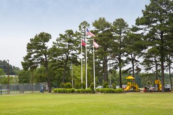 Berryhill Park, Searcy AR