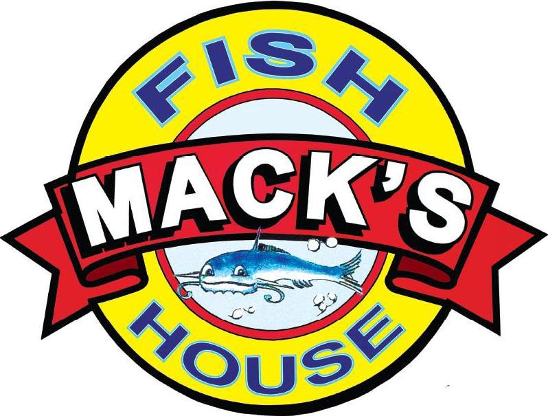 Mack's Fish House Logo