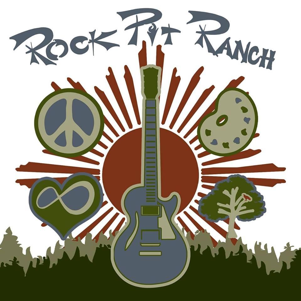 Rock Pit Ranch Clinton logo