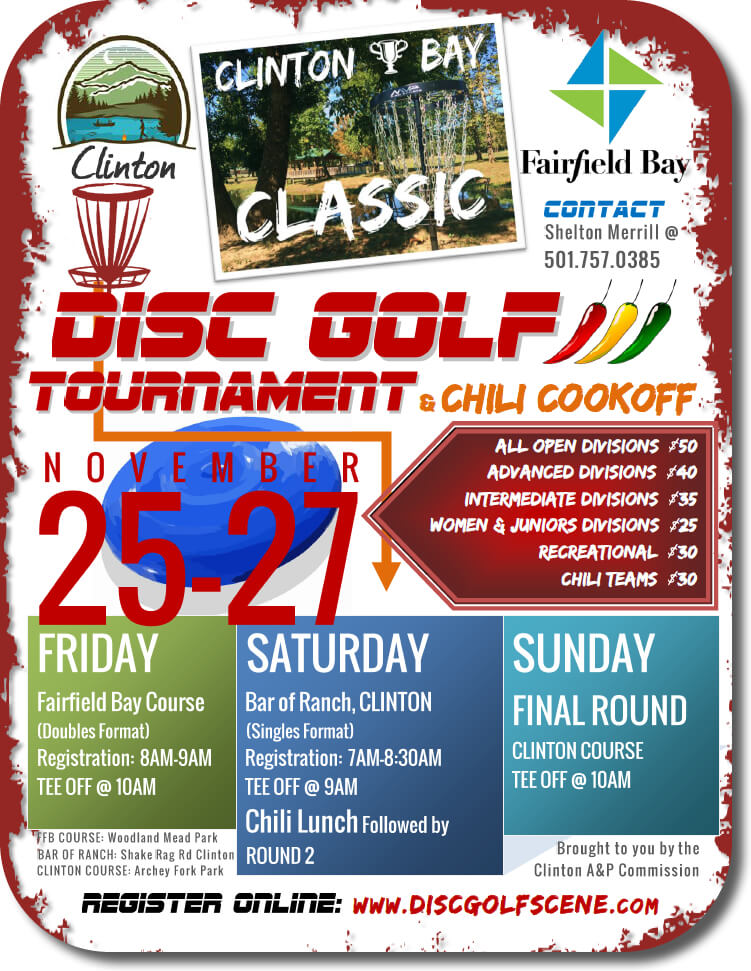 clinton-ffb-disc-golf-classic-flyer